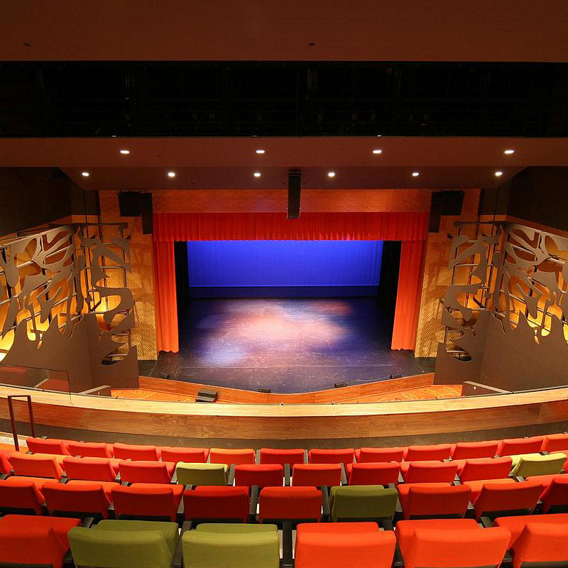 Burnsville Performing Arts Center Theater